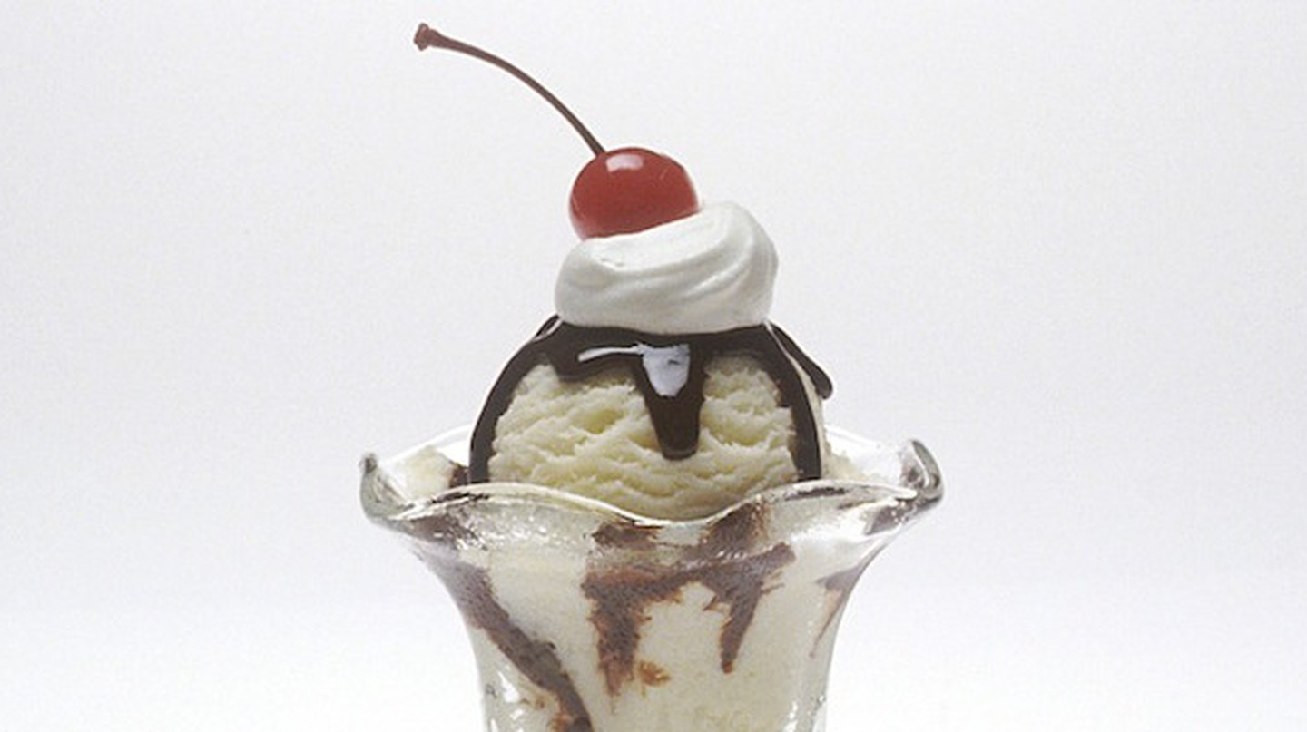 Ice Cream Sundae | © Public Domain/Pixabay