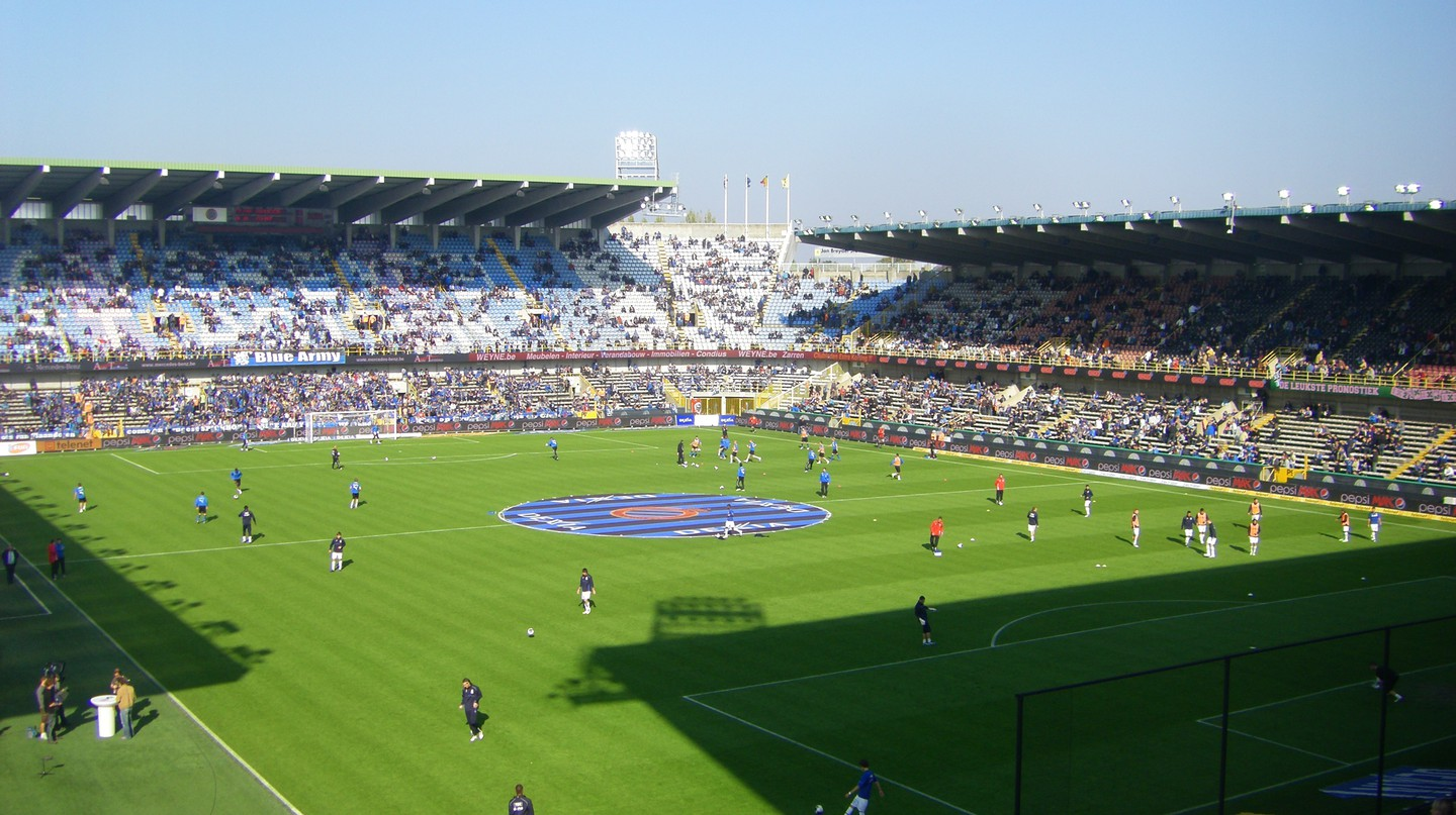 Jan Breydel Stadion | © commons.wikimedia.org