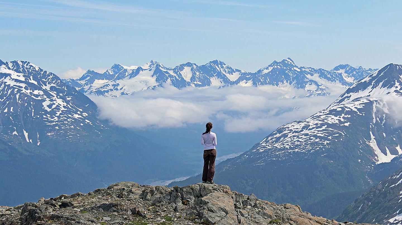 Kenai Fjords National Park, Alaska | © Bureau Of Land Management Oregon and Washington/Wikicommons