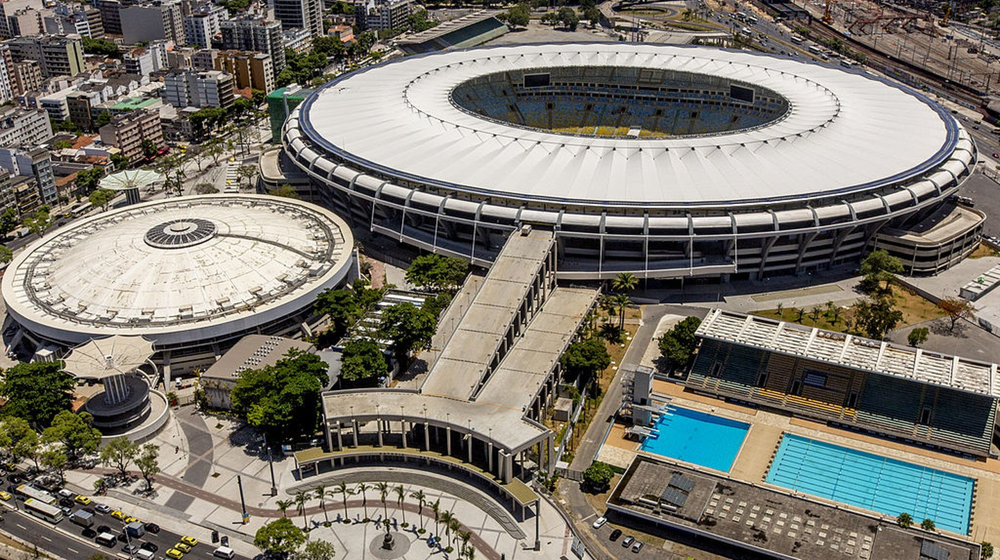 Maracanã, one of the main stadiums at this year's Olympics |© RobSabino/WikiCommons