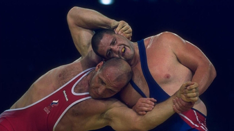 Olympic Heroes: Rulon Gardner's Sydney Glory
