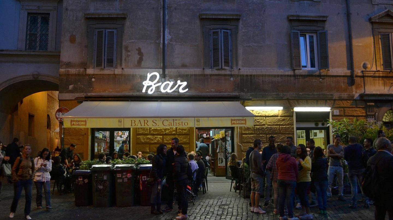 Bar San Calisto | © Livia Hengel