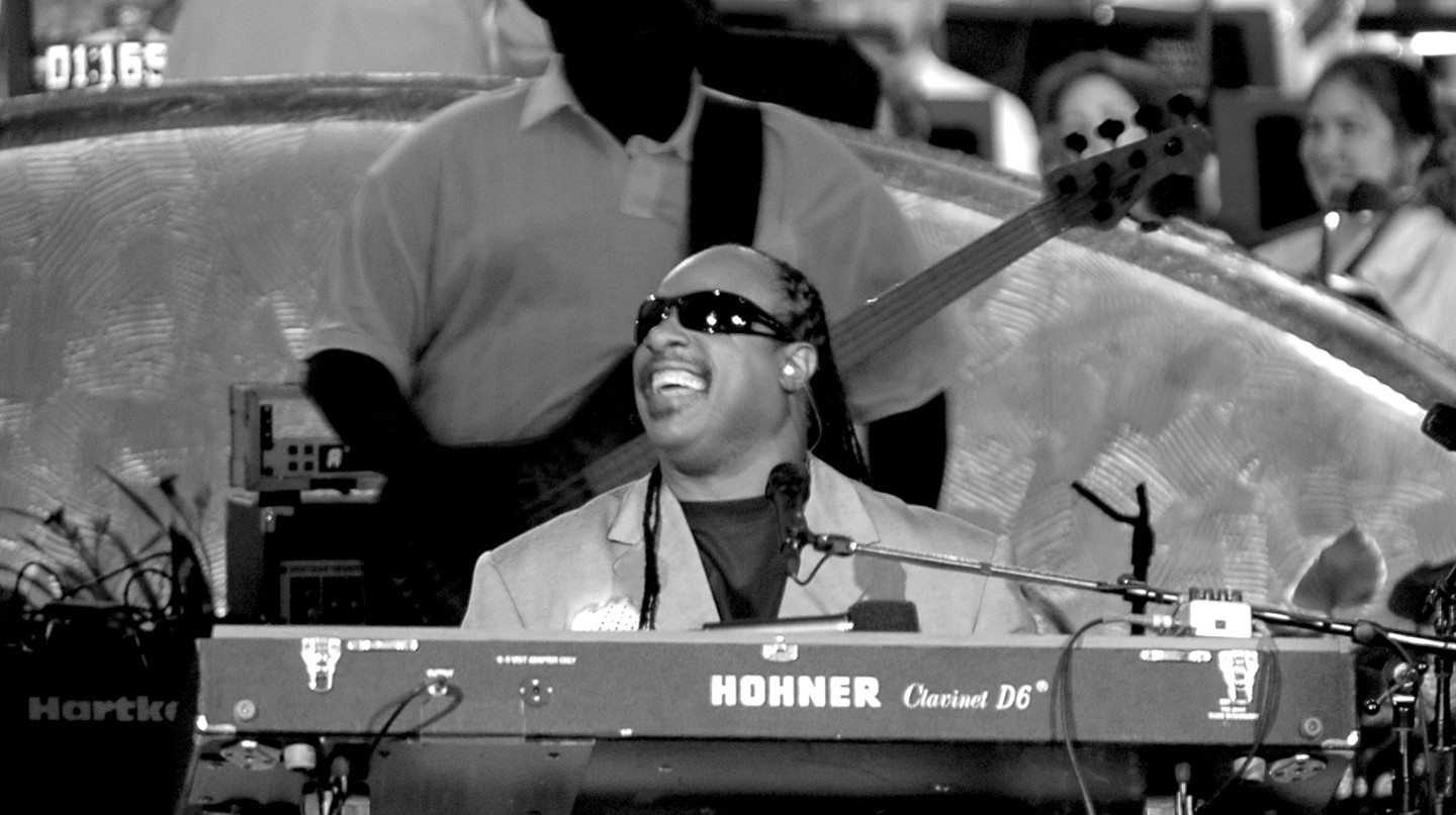 Stevie Wonder | WIki Creative Commons