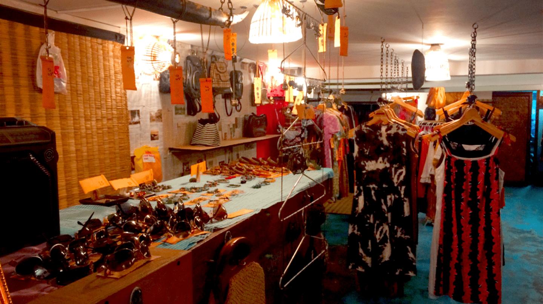 Vintage Clothing Store | © Anilakeo/WikiCommons