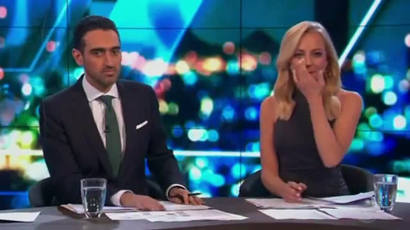 Carrie Bickmore's Emotional Announcement