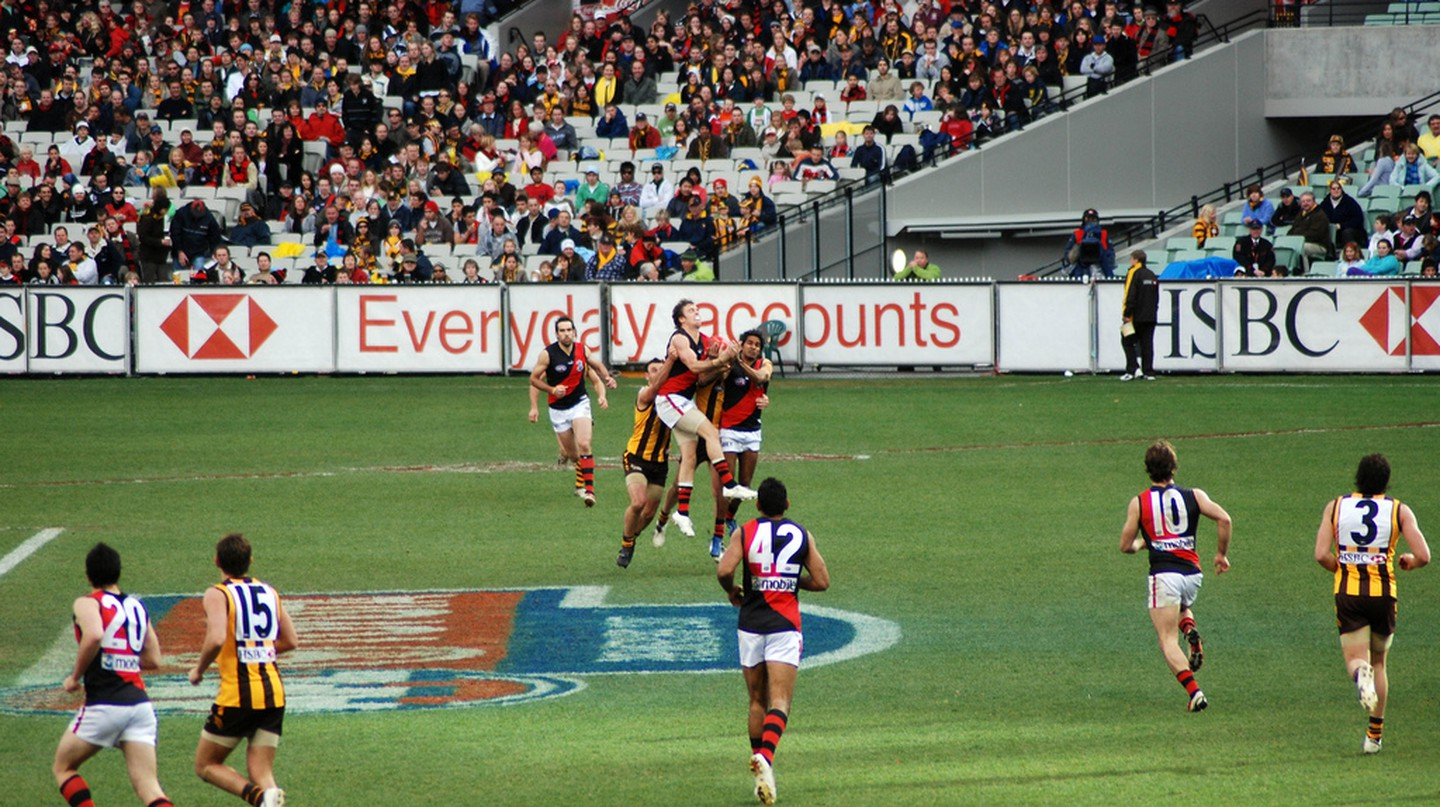 AFL match | © Tom Reynolds/Flickr
