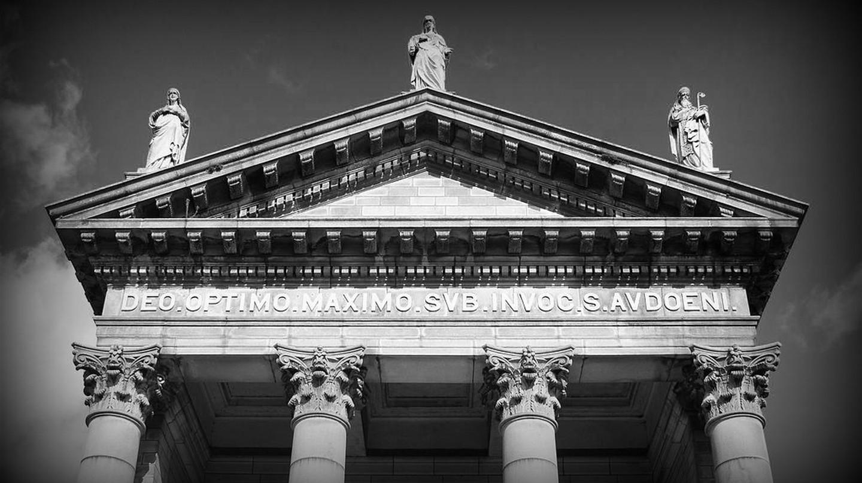 Roman Catholic St. Audoen's Church, High Street, Dublin   © Andreas F. Borchert/WikiCommons