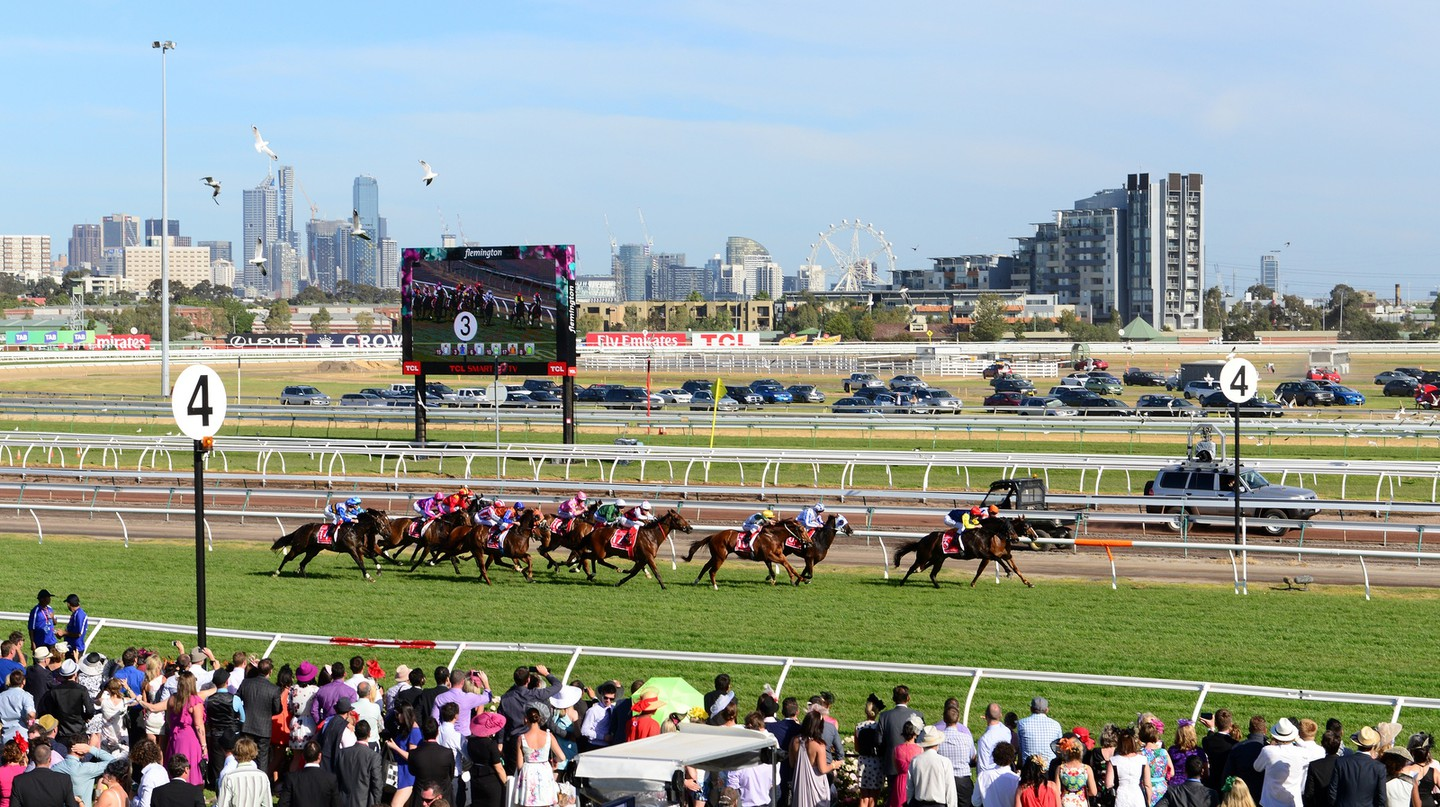 Melbourne Cup in 2013 | Chris Phutully/Flickr