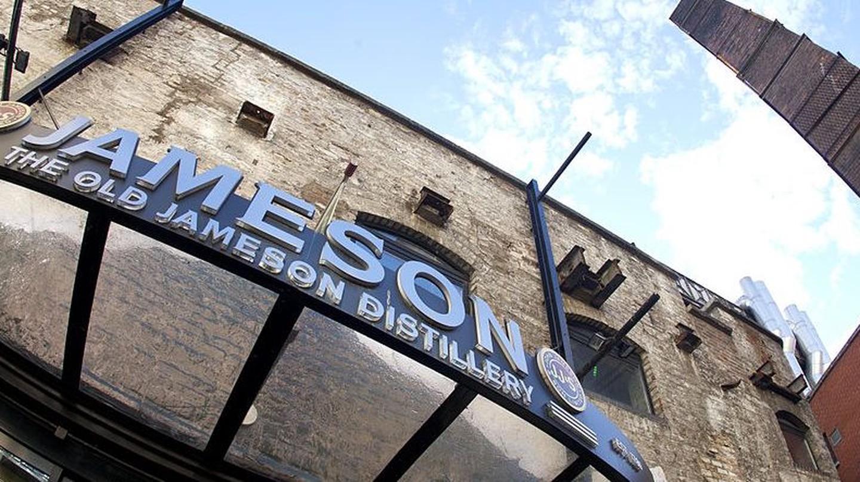 Entrance to the Old Jameson Distillery, Dublin | © IProspectIE/WikiCommons