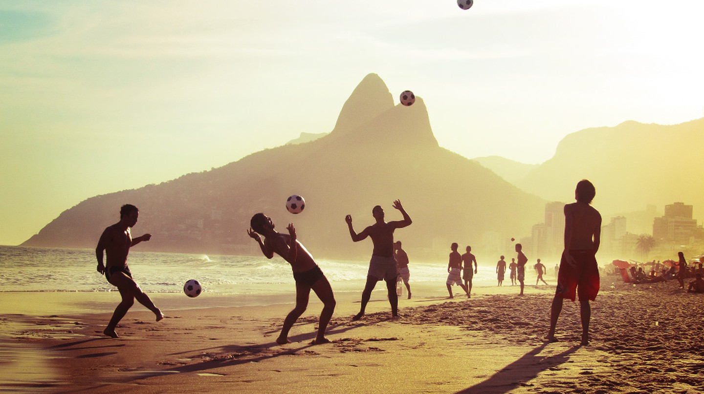 Football is in Brazil's soul | © Tim Snell/Flickr