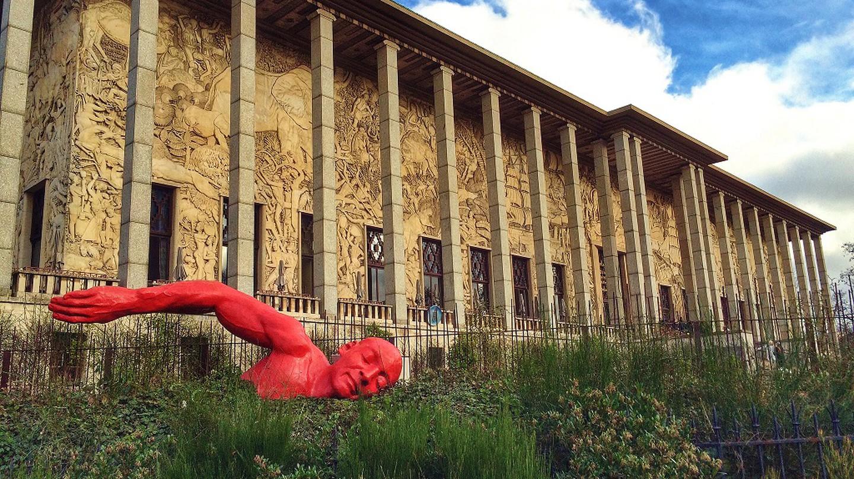 Paris, Musée de l'histoire de l'immigration © emile lombard