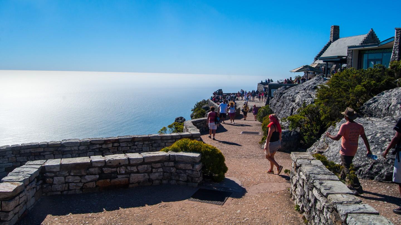 Table Mountain summit © Meraj Chhaya/Flickr