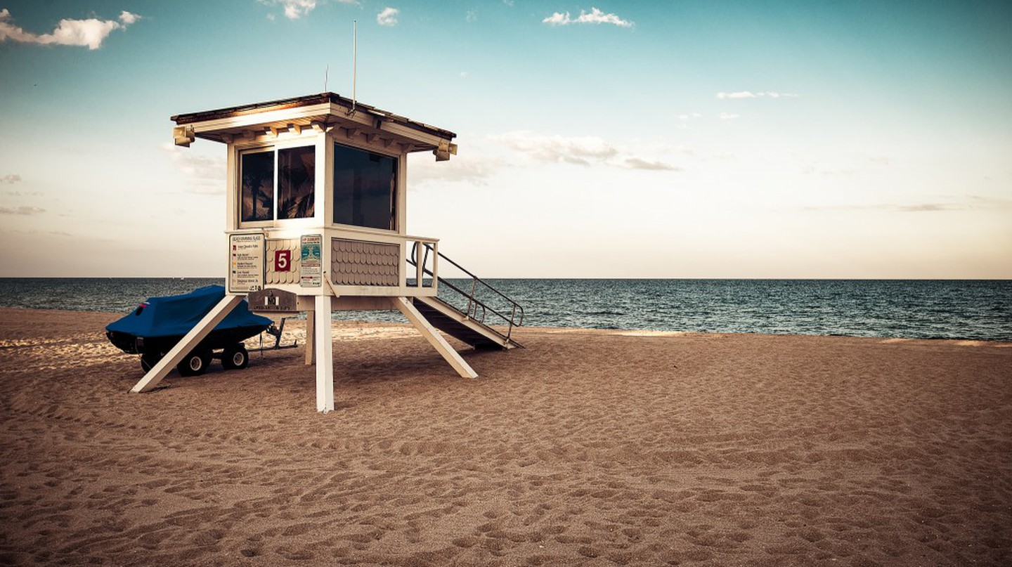 Fort Lauderdale Beach | Courtesy of Mauricio Lima/Flickr