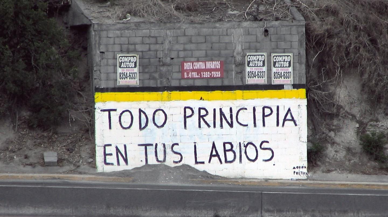Acción Poética   © eperales/Flickr