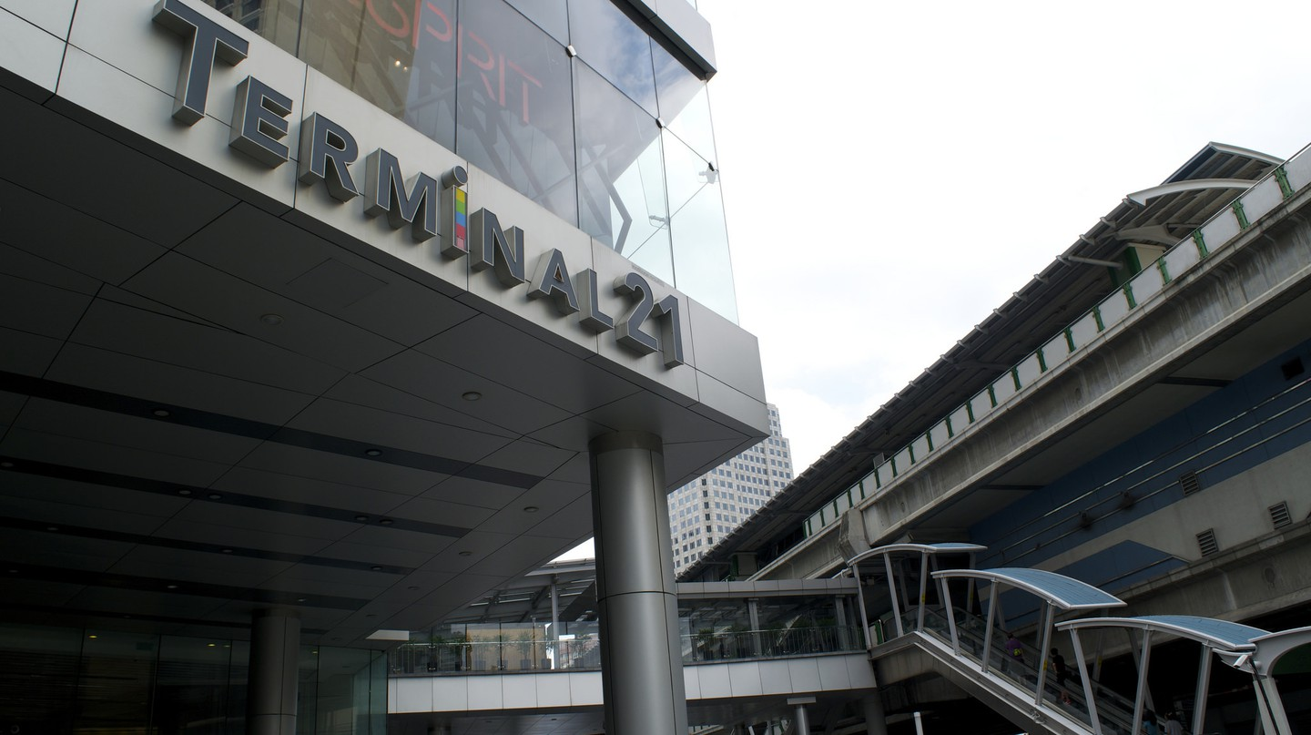 A Guide To Shopping At Terminal 21