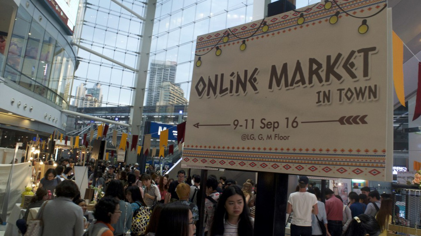Everything You Need To Know About Online Market At Terminal 21 in Bangkok