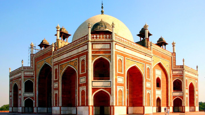 Humayun's Tomb, New Dehli | ©Deepak Gupta/Flickr