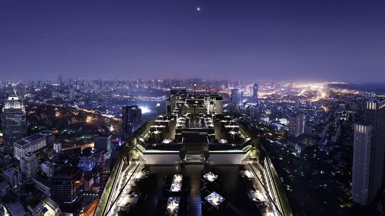 Vertigo Moon And Bar | © Courtesy of Banyan Tree