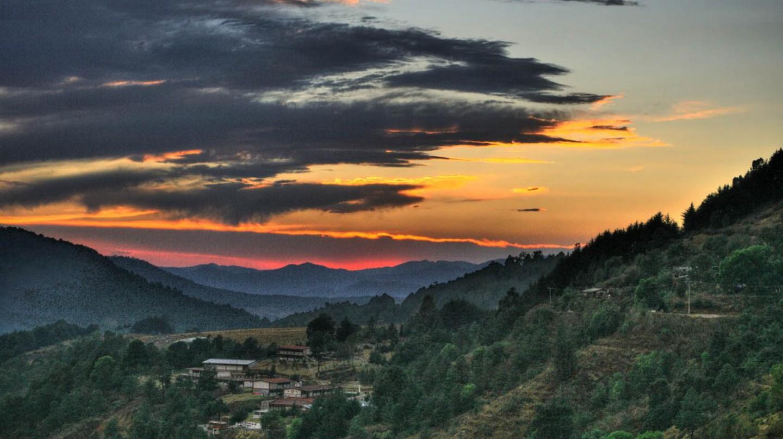 Angangueo   © Carlos Adampol Galindo/Flickr