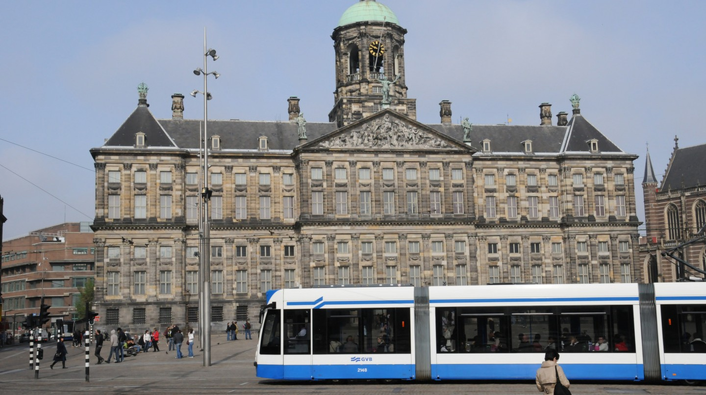 Dam Square | © Jeremy Rover / Flickr