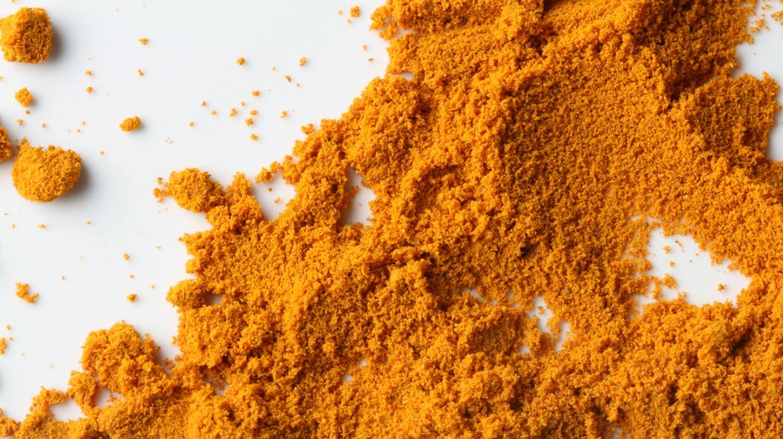 Turmeric powder | Courtesy of Steven Jackson