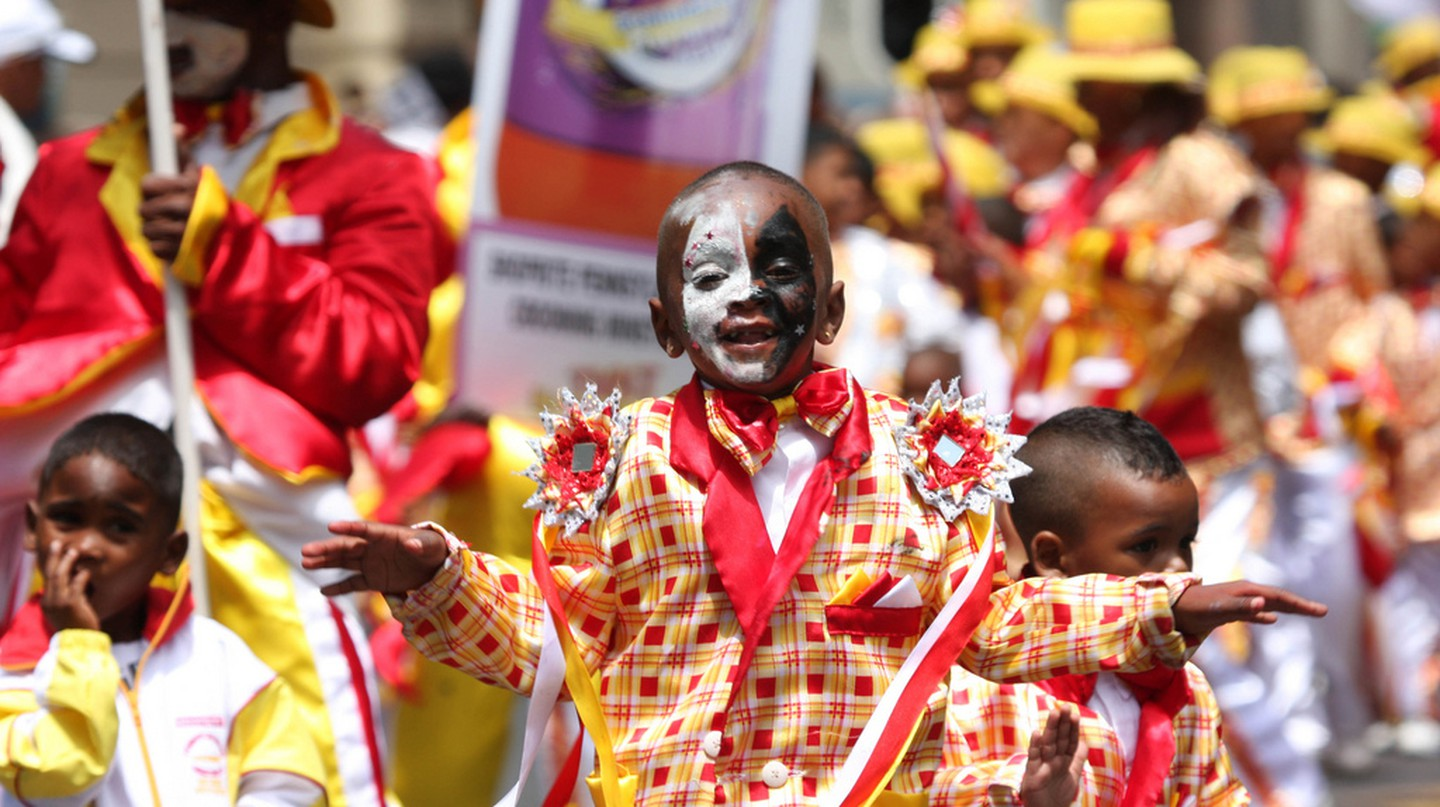Cape Minstrel Carnival © South African Tourism/Flickr