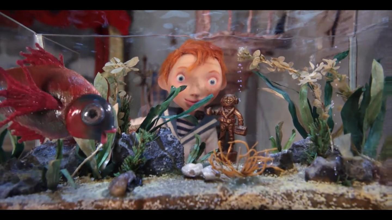Still from Morten On the Ship of Fools film | Courtesy of Telegael