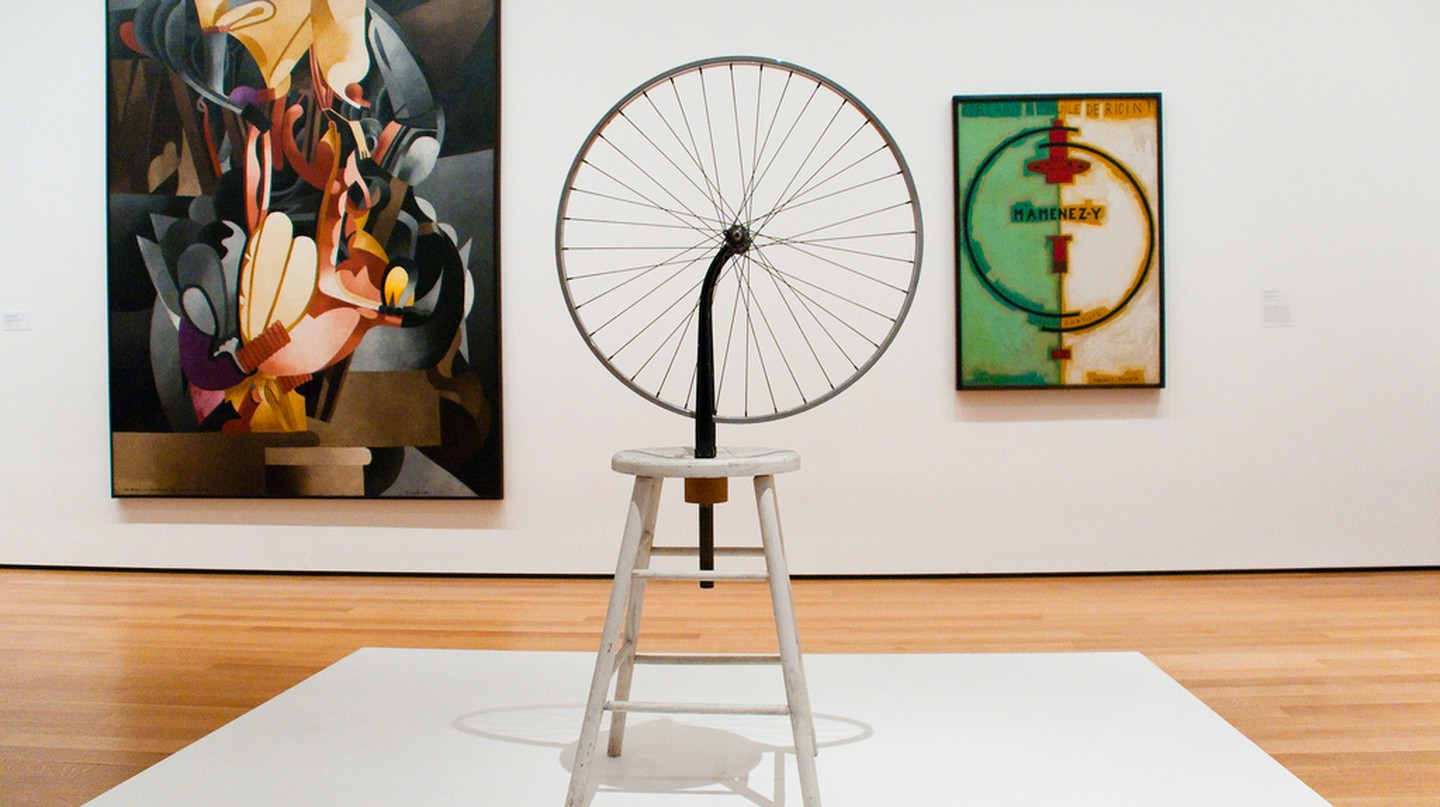 Duchamp | © Eneas De Troy/Flickr