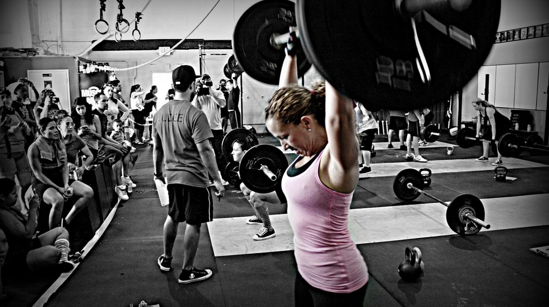 CrossFit Fever/Flickr