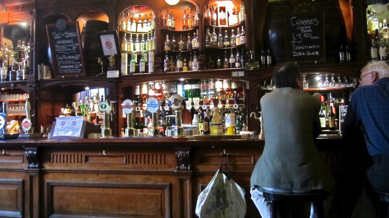 Bar | © Ian Sommerville/Flickr