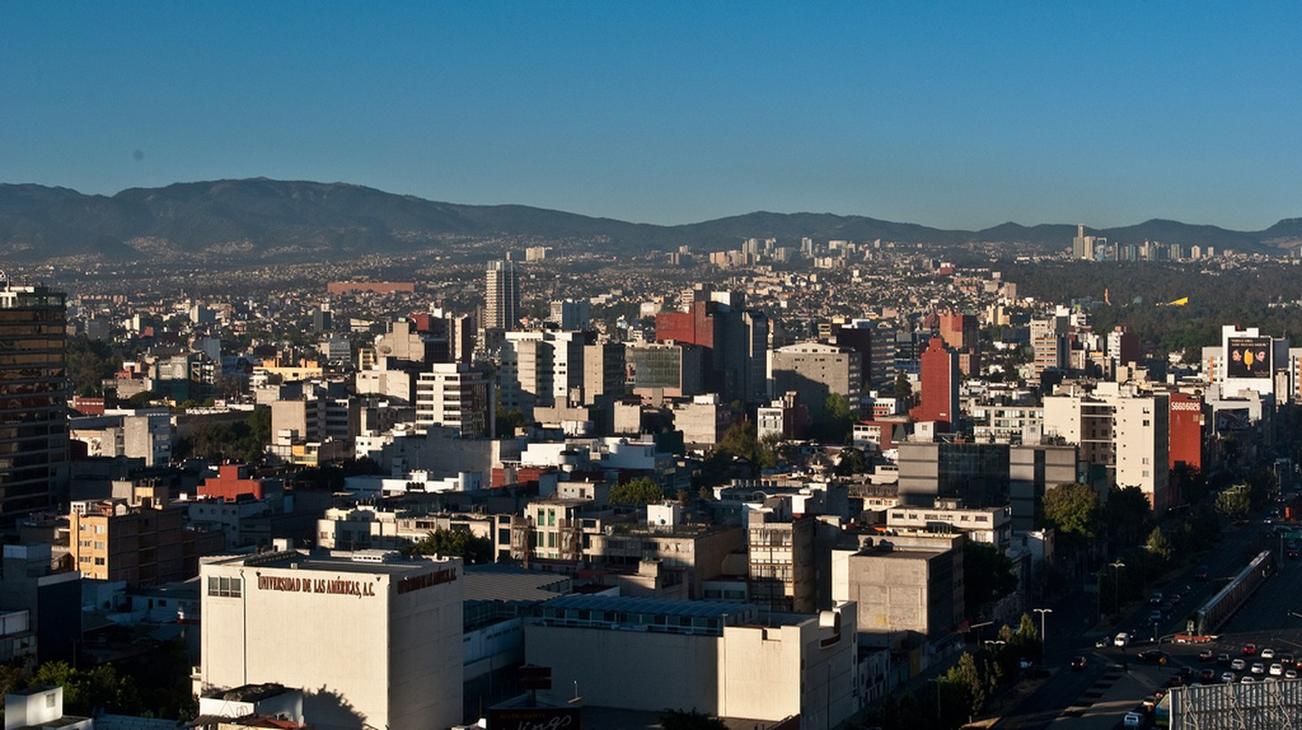 Morning, Mexico City | © N O/Flickr
