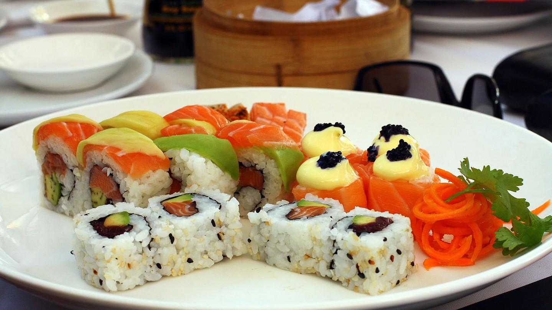 Sushi at Beluga Restaurant, Cape Town © Warren Rohner/Flickr