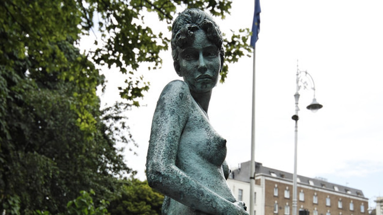 Sculpture in Merrion Square | © William Murphy/Flickr