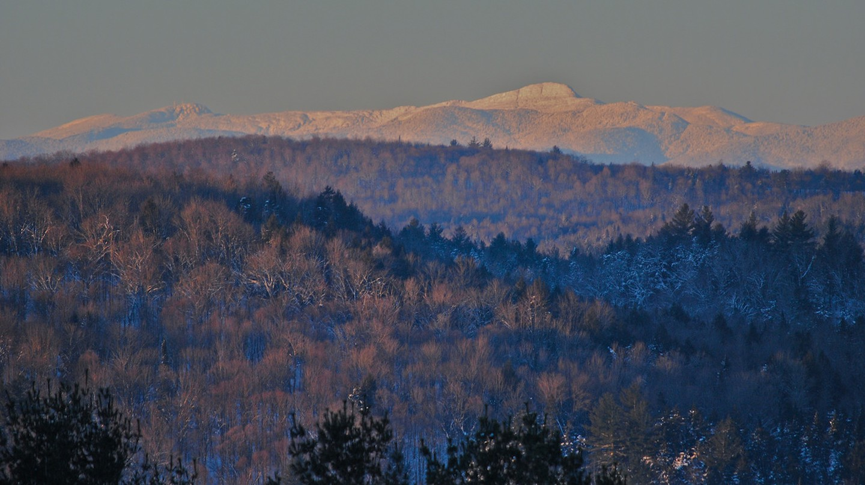 Mount Mansfield | © Sterling College/Flickr