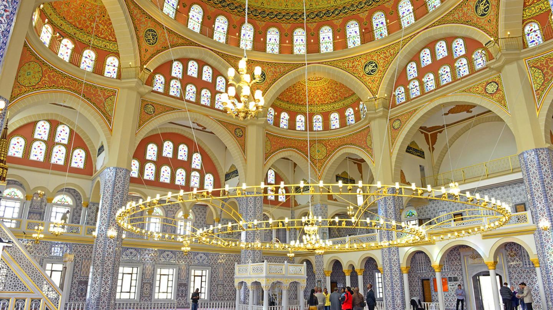 Nizamiye Mosque © South African Tourism/Flickr
