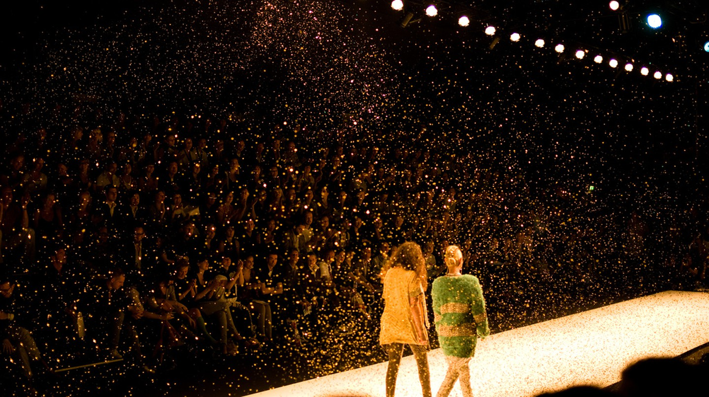 Irausquin presented his collection at Amsterdam Fashion Week in 2008 | © Guido van Nispen / Flickr
