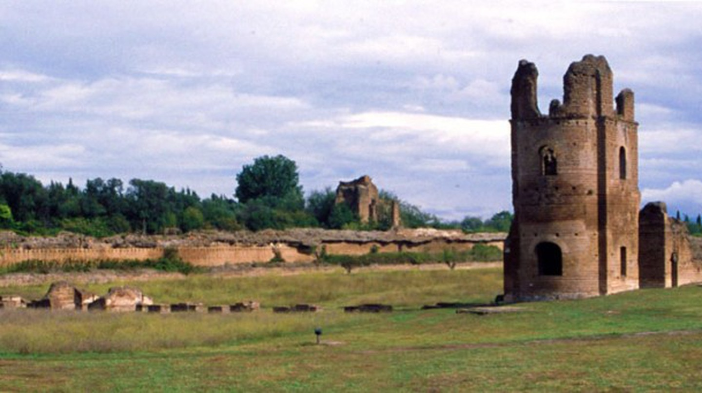 Circus of Maxentius | © Flickr/Tyler Bell