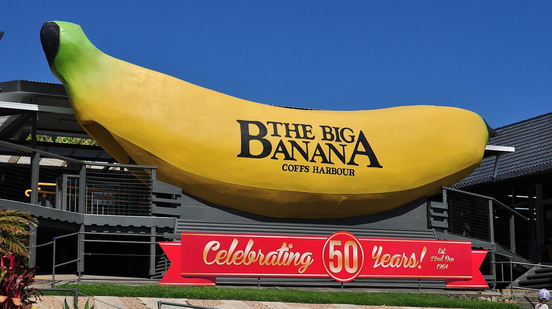 The Big Banana | © WikiWookie/WikiCommons