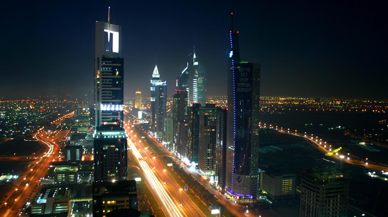Dubai Skyline | © WikkiCommons