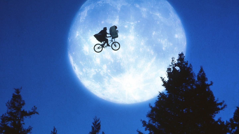 Et The Extra-Terrestrial / Et The Extra Terrestrial / E.T. (1982) | Dir: Steven Spielberg |© Universal / The Kobal Collection