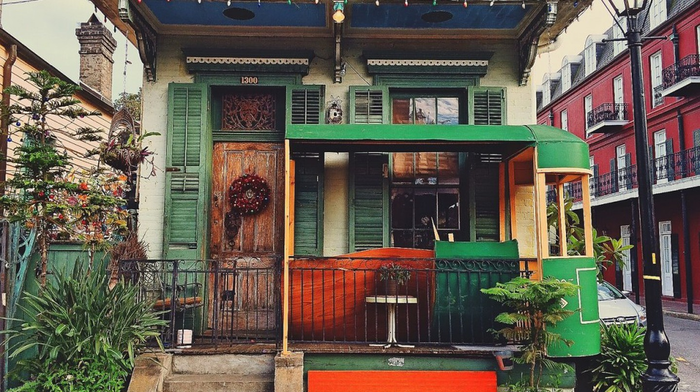 New Orleans Hostel/Pixabay