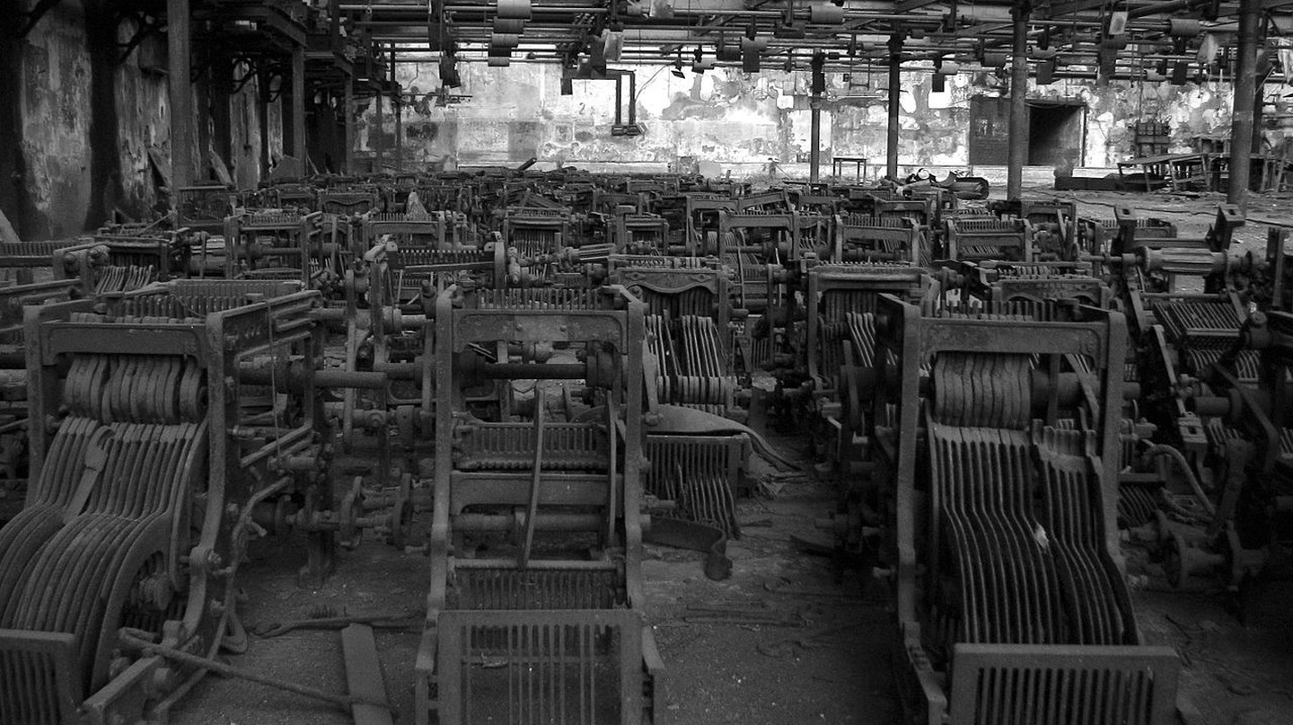 Abandoned Mills In Lower Parel|©Kunal Ghevaria/Flickr