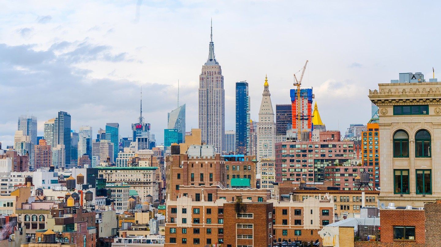 New York skyline| © Unsplash/Pixabay