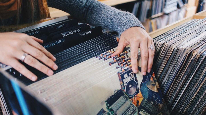 Vinyl © Pexels