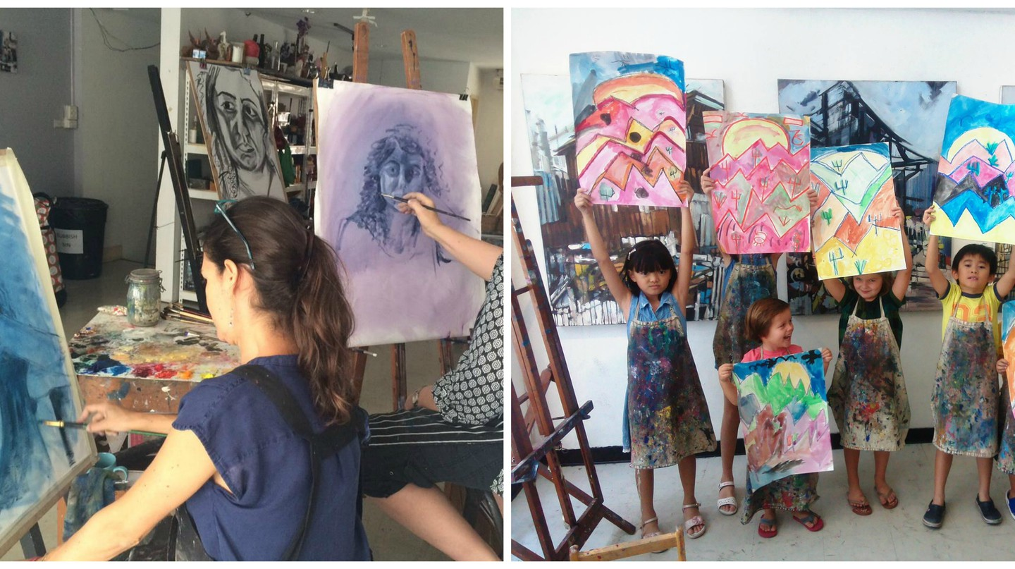 The Best Places To Get Crafty In Bangkok