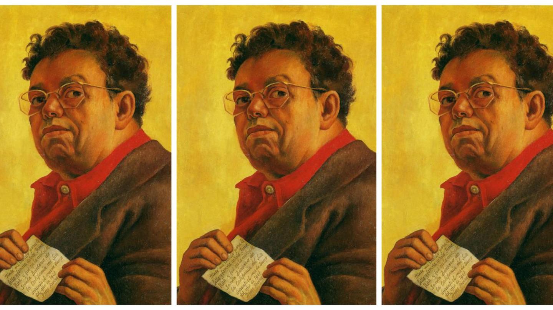 Self portrait dedicated to Irene Rich   © Joaquín Martínez/Flickr