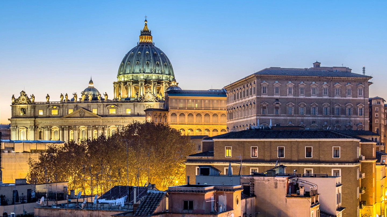 St Peter's Basilica | © Flickr/N i c o l a