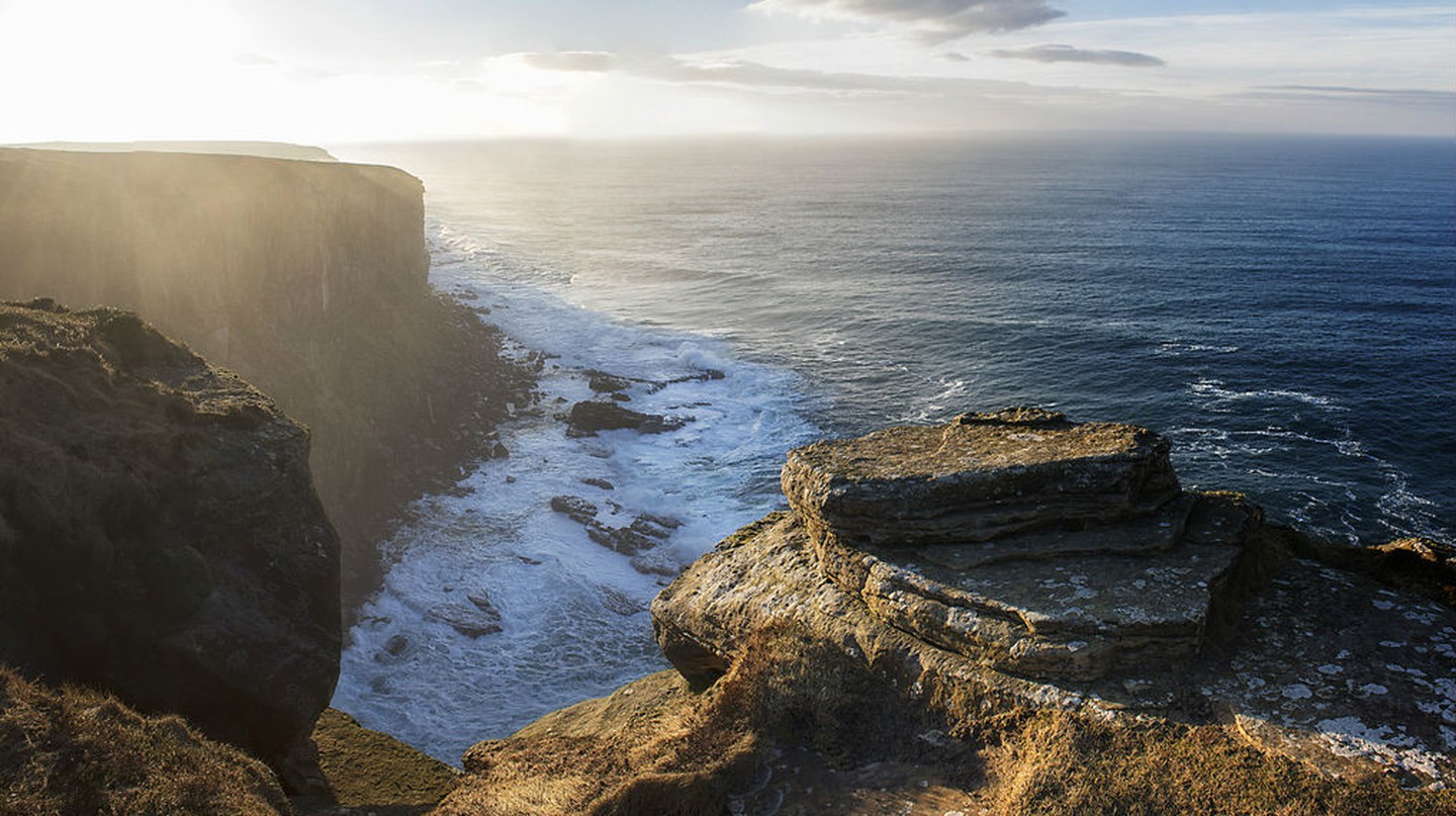 The Most Jaw-Droppingly Beautiful Cliffs In Scotland