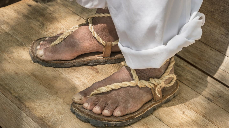 Huarache Sandals © Leon Rafael/Shutterstock