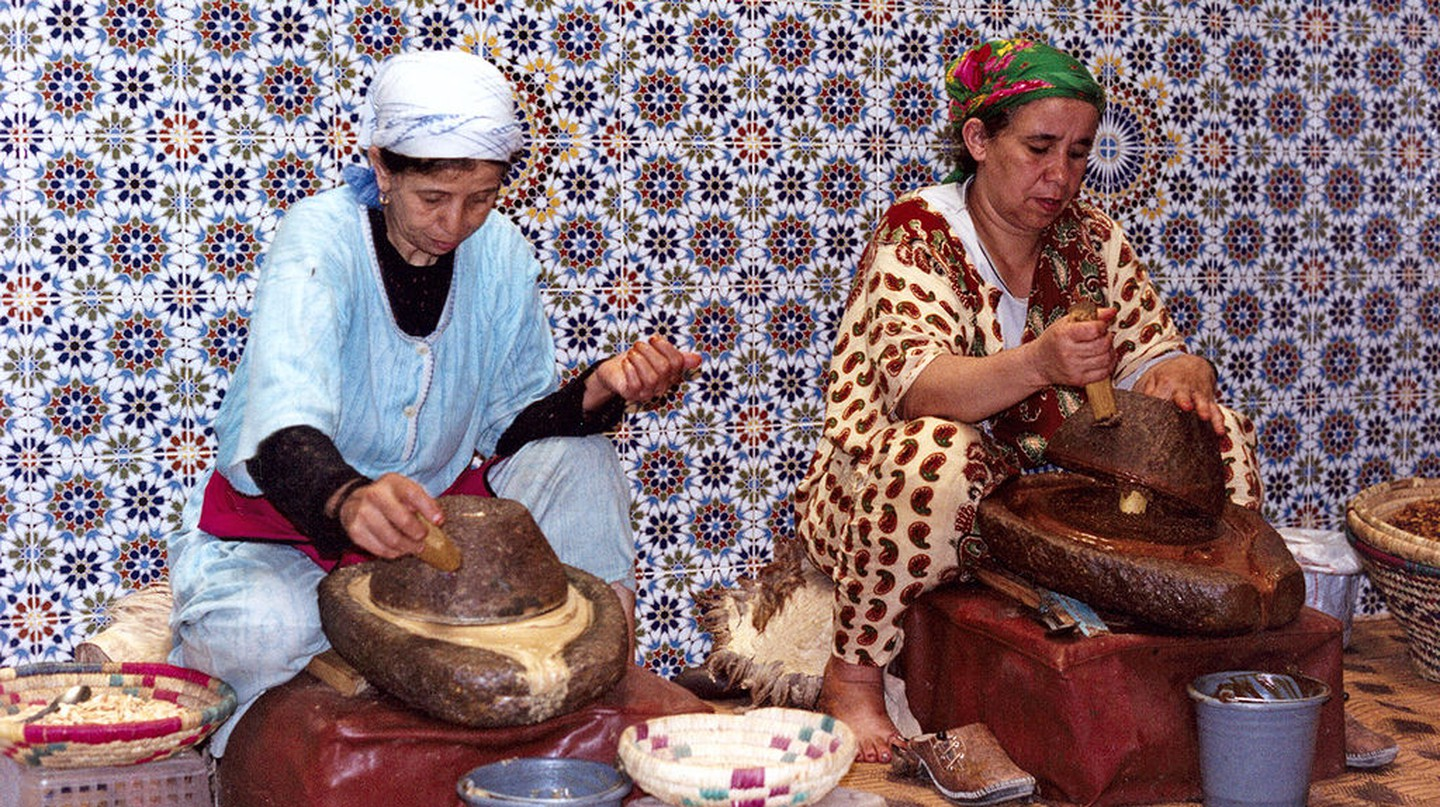 Argan Oil Production | © Chrumps, WikiCommons